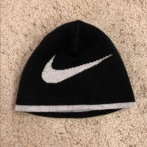 Nike Reversible Beanie Winter Hat